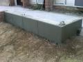 Concrete wall finish Columbus Ohio