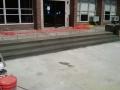 Concrete steps Columbus Ohio