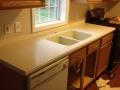 Working with used Corian countertops Newark Ohio